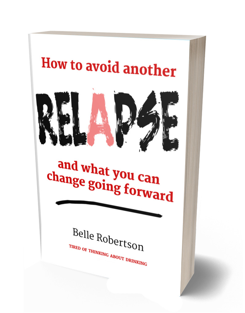 Tired Of Thinking About Drinking: Download Relapse Mini-Course